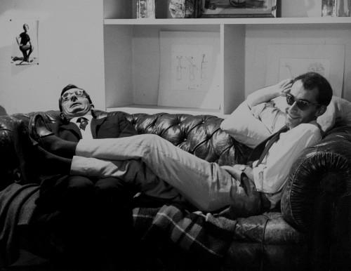 A bout de souffle - Jean-Luc Godard -1959 - Claude Chabrol, Jean-Luc Godard - Paris