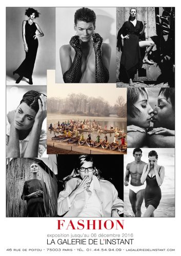 Affiche Exposition Fashion