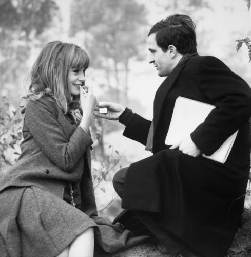 La peau douce - François Truffaut -19613 Françoise Dorléac, François Truffaut Rambouillet
