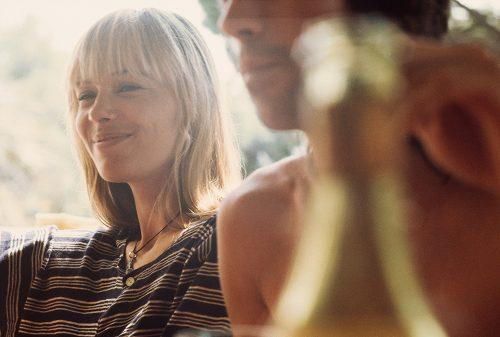 Keith Richards & Anita Pallenberg, Villa Nellcote, Villefranche sur Mer, 1971