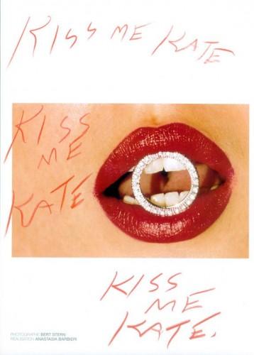 Kate Moss Kiss Me