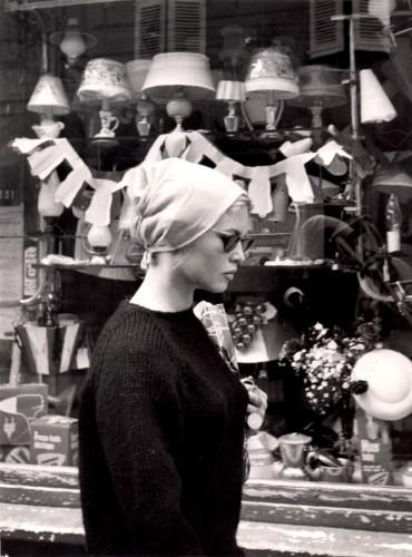 Brigitte-Bardot St Tropez 1961