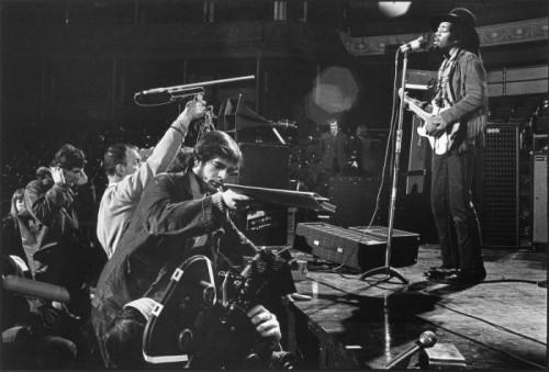 Dominique Tarlé HendrixLondres 1969