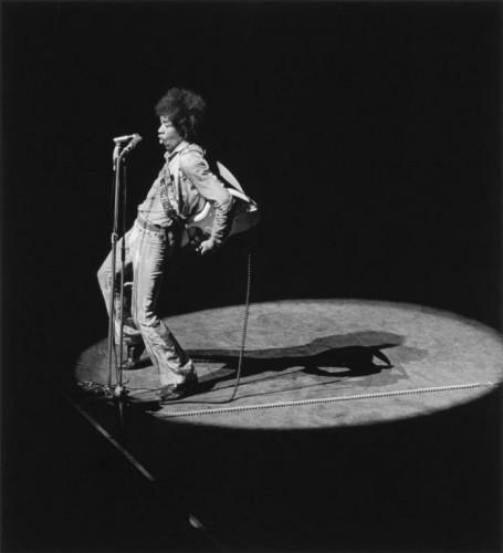 Dominique Tarlé Hendrix Olympia 1967