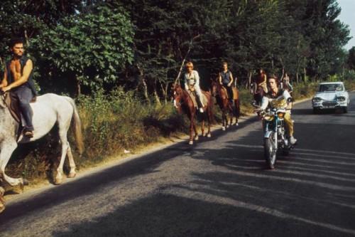 Dominique Tarlé Mick Jagger Sud de la France, 1971