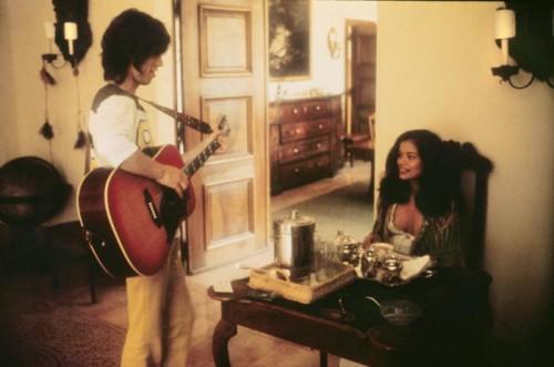 Dominique Tarlé Mick & Bianca Jagger Sud de la France, 1971