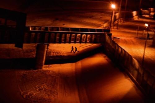 El Paso, American Border 2011