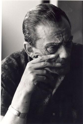 François Gragnon Luchino Visconti Cannes