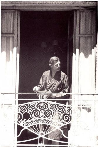 François Gragnon Marcello Mastroianni Cannes 1961