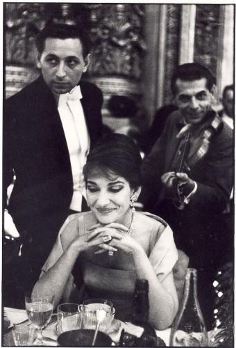 François Gragnon Opéra de Paris 1959 Maria Callas