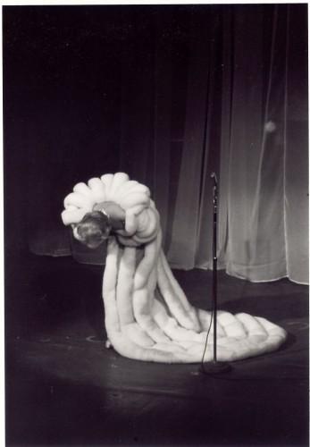 François Gragnon Marlene Dietrich Paris, Theâtre de l'Etoile, 1959, Premiers adieux