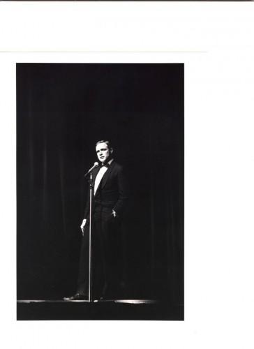 François Gragnon Marlon Brando Paris