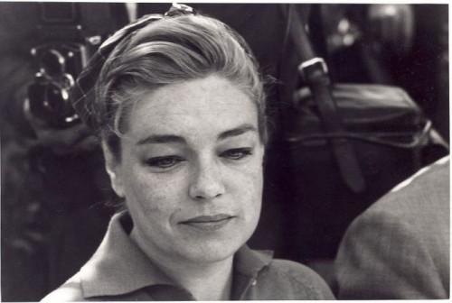 François Gragnon Simone Signoret Cannes