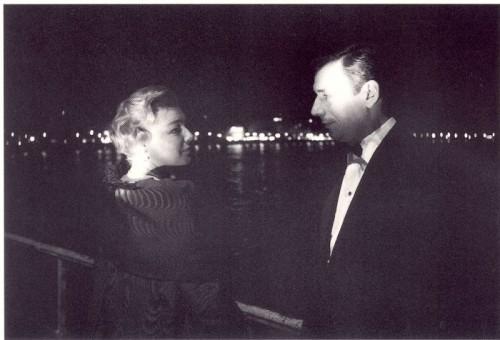 François Gragnon Montant Signoret Cannes 1959