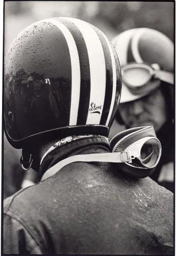 François Gragnon Steve McQueen Erfurt, 1964, Championnat du monde d'enduro