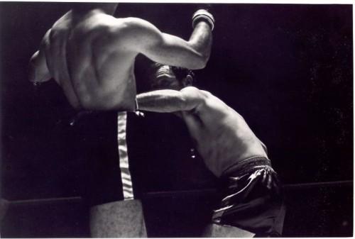 François Gragnon Boxeur