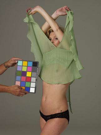Bert Stern Kate Moss 2009