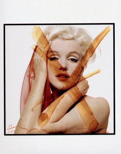 Marilyn crucifix