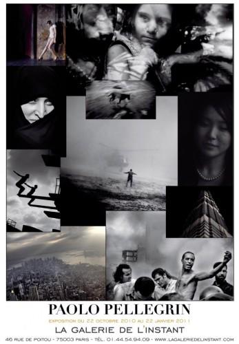 Paolo Pellegrin Affiche de l'exposition