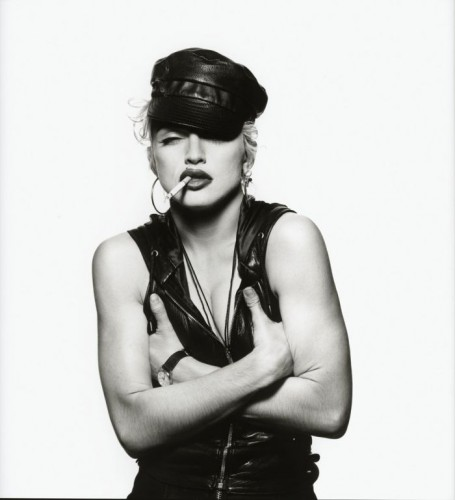 Patrick Demarchelier Madonna