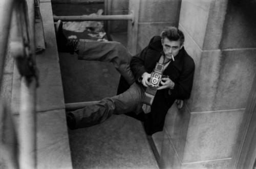 Roy Schatt James Dean 1954, NY