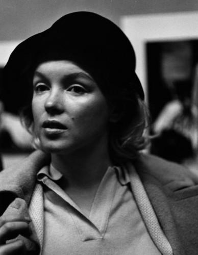 Roy Schatt Marilyn Monroe NY, 1955