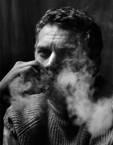 Roy Schatt Steve Mcqueen  NY, 1956