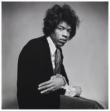 Jimi Hendrix costume
