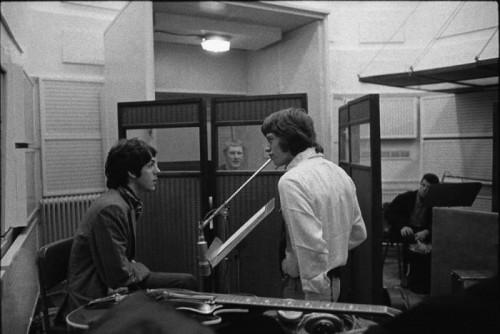 Paul Mc Cartney and Mick Jagger