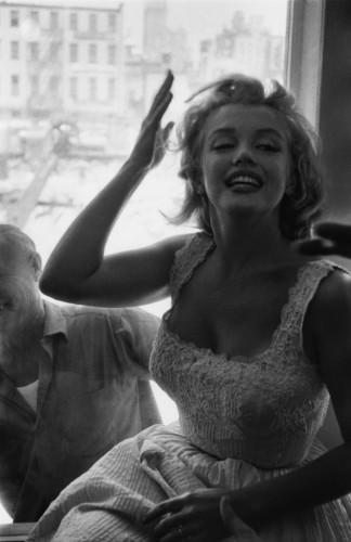 John loengard In Life Building, NY, 1957