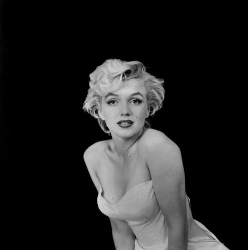 Marilyn Monroe 1954  © MILTON GREENE