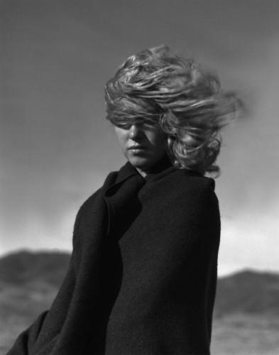 Andre de Dienes La Mort, Malibu Beach, California 1946