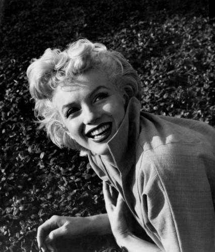 Marilyn Monroe 1954  © TED BARON