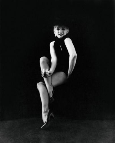 Milton H Greene Black Session, NY, 1956