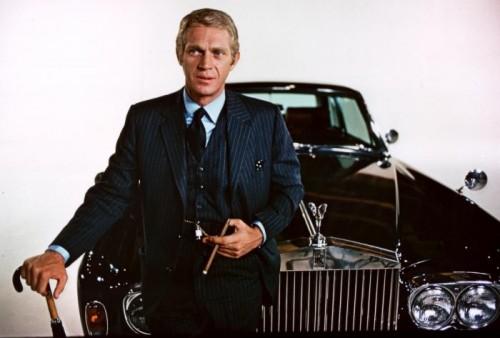 Shahrokh Hatami Steve McQueen Tournage Thomas Crown Affair