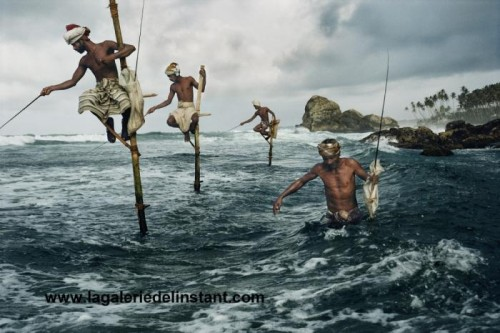 Steve Mc Curry Fishermen