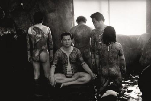Irina IONESCO  Yakuza, Japon, 1996