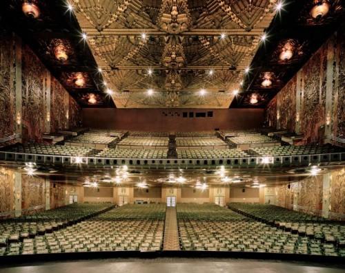 Stephan Zaubitzer  Cinéma Paramount, Oakland, USA, 2013,