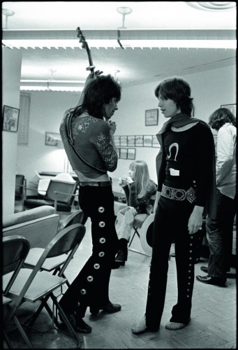 Ethan Russell mick keith tuning