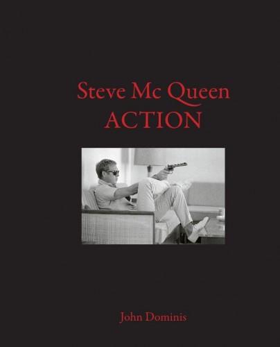 """Couverture du catalogue de l'exposition """"ACTION"""" Edition de 500 exemplaires numérotés et signés par John Dominis En vente à partir du 29 septembre à la galerie et sur internet"""