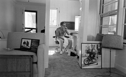 Steve McQueen par John Dominis