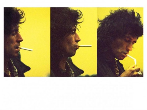 Gered Mankowitz Smoking Triptych
