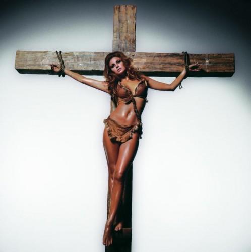 Raquel Welch LA, 1970