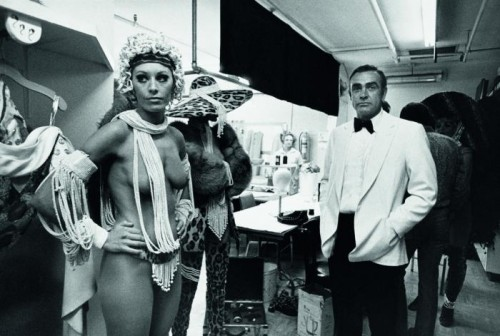 Sean Connery  Las Vegas (Diamonds are Forever), 1971