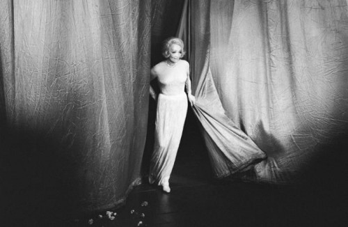 Marlene Dietrich Londres 1975