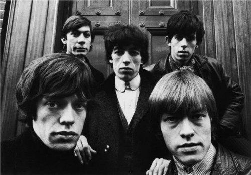 Rolling Stones  Hanover Square 1964