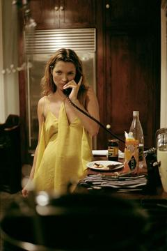 Kate Moss in the kitchen, MAry McCartney