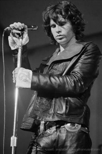 Jim Morrison London's Roundhouse 1968