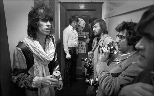 Stones 1972 photographes