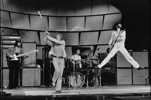 The Who in Rehearsal 1973